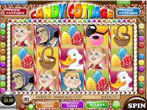 Candy Cottage 10